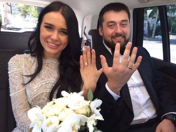 Анастасия и Александр Луценко