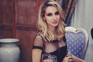 Лобода отметила день рождения в кругу близких друзей