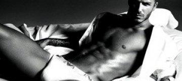 Бекхэм стал самым сексуальным мужчиной мира