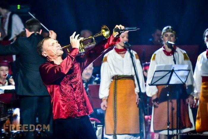 """Афиша концерта во """"Freedom"""""""