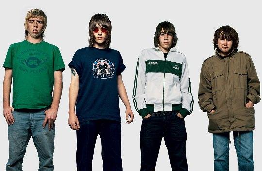 Фанаты Oasis