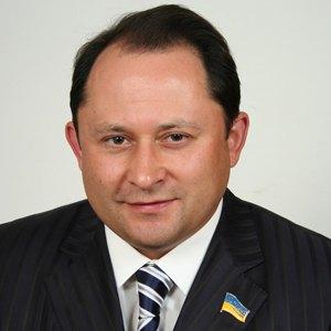 Народный депутат Валерий Шаманов