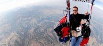 Американец хочет перелететь океан на связке воздушных шаров