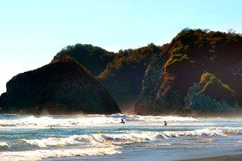 Zipolite Beach (Мексика): сильное подводное течение