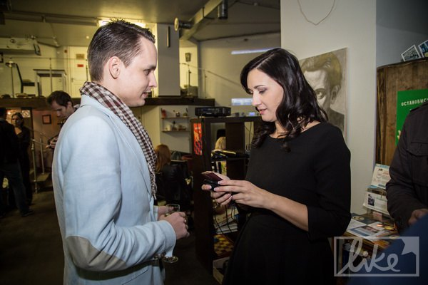 ... и ее коллега Соломия Витвицкая
