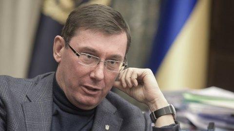 """Луценко обвинил """"95 квартал"""" в слухах о его пристрастии к выпивке"""