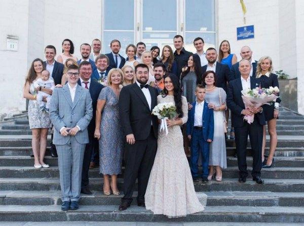 Невестка Юрия Луценко из семьи, далекой от политики