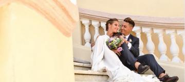 Экс-первая ракетка мира вышла замуж за телеведущего