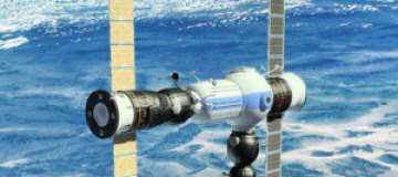 Россияне запускают первый в мире космический отель
