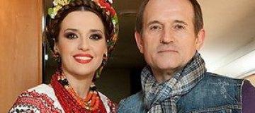 "Виктор Медведчук показал ""своих красавиц"""