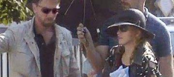 Мадонна улетела из Киева