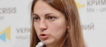 Ганна Гопко похвасталась ездовым украинцем