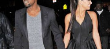 Канье Уэст и Ким Кардашьян сходили на свидание