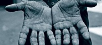 Подборка необычных фотографий рук