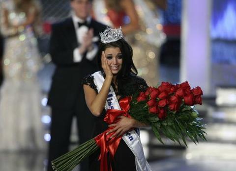 Победительнице достались корона и грант на $50 тыс.