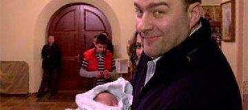 Пореченков стал крестным сына Маркова
