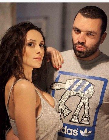 MC Рыбик и Нана из Nikita
