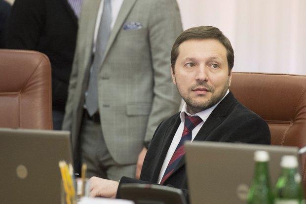 Министр информполитики Юрий Стець