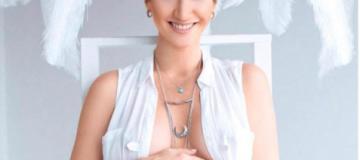 Беременная Анита Луценко показала, как вырос ее животик