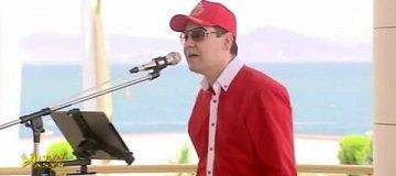 Президент Туркменистана стал рэппером