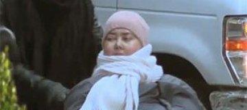 Жанна Фриске почти ослепла из-за рака мозга