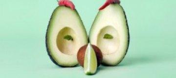 Лица из овощей