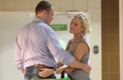 Катя Гордон и Сергей Жорин прожили в браке всего два месяца