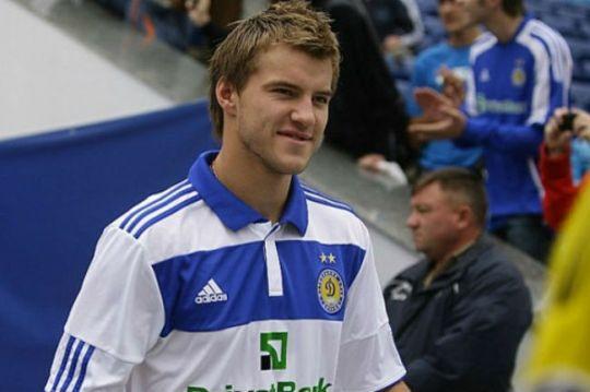 22-летний Андрей Ярмоленко теперь женат