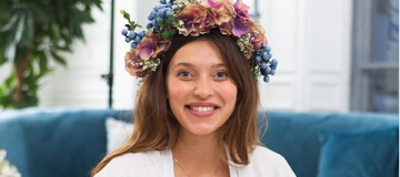 Тодоренко на последнем месяце беременности устроила вечеринку в честь будущего появления первенца