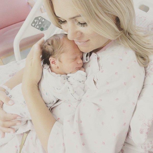 Виктория Макарская с сыном Иваном