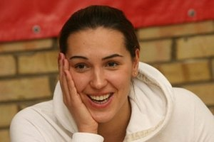 Яна Клочкова попала в больницу