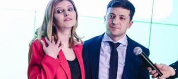 Елена Зеленская станет самой молодой первой леди Украины