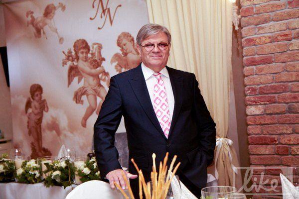 Ведущий свадьбы Илья Ноябрев