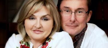 У Ирины и Юрия Луценко родилась внучка