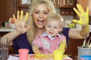 Тина Кароль готовится второй раз стать матерью