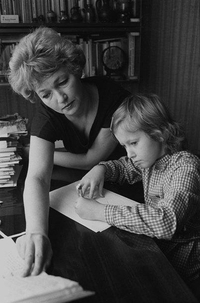 Ксения Собчак с мамой