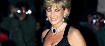 Платье принцессы Дианы ушло с молотка за $108 тыс.