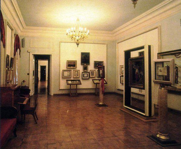Национальный музей Тараса Шевченко