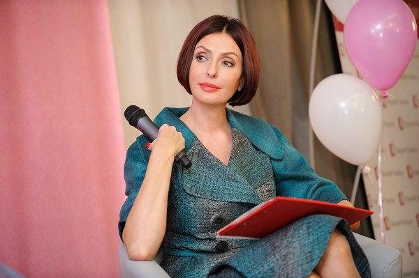 Терезия Яценюк в новом облике