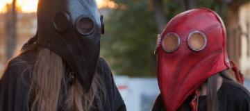Украинские стимпанк-маски стали мировой сенсацией