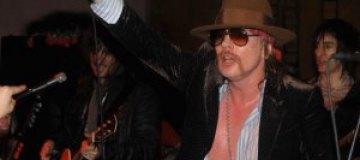 Аксель Роуз отказался войти в Зал славы рок-н-ролла