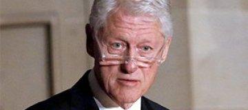 Билла Клинтона обвинили в очередном романе