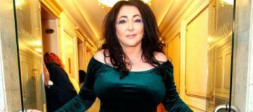 Лолита отменила все концерты в Крыму