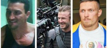 Играй, как Бэкхем: 10 знаменитых спортсменов, снявшихся в кино