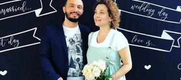 Тала Калатай вышла замуж