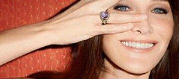 Карла Бруни вернулась в модный бизнес