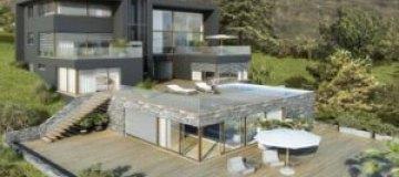 В Швейцарии строят дом за $12,2 млрд
