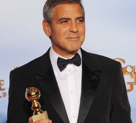 """За роль в картине """"Наследники"""" Джордж Клуни уже получил """"Золотой глобус"""""""