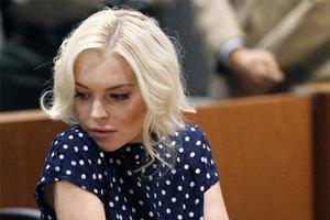 Линдси Лохан выставили из московского ресторана