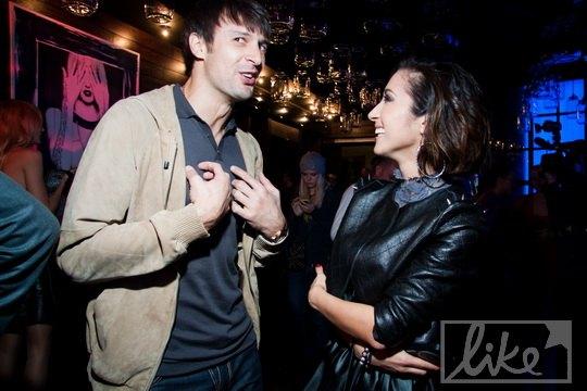 Александр Шовковский и Алина Завальская